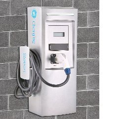 GE Durastation #EVWN3 Electric Vehicle EV Charging Station EVSE, Level 2 Charger, 30a J1772