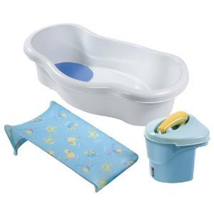 Summer Infant Newborn-Toddler Bath Center & Shower