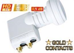 Smart titane 0.1db universelle double Blanc