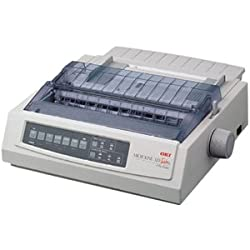 Okidata Ml320 Turbo/Digital 9-Pin Narr Par/Ser Epson/IBM/Dec ANSI 120Volt