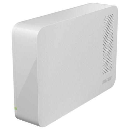 BUFFALO ドライブステーション ターボPC EX2 Plus対応 USB3.0用 外付けHDD 3TB ホワイトHD-LC3.0U3-WHC