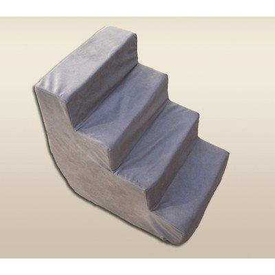 Snoozer Pet Stairs, Economy, 5-Step, Olive front-898112