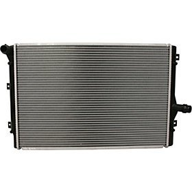 Reach Cooling REA41-2822A - Radiator for A3 A6 TT VW Eos Golf GTI Jetta Passat 2.0 L4 Lifetime Warranty (Vw Golf Radiator compare prices)