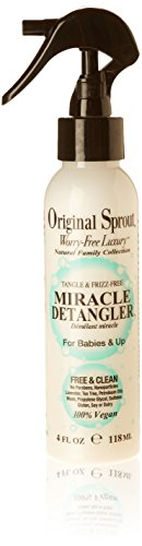 Original Sprout - Miracle Detangler For Babies & Up - 4 oz. - 1