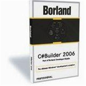 C++ Builder 2006 Professional, Upgrade Version