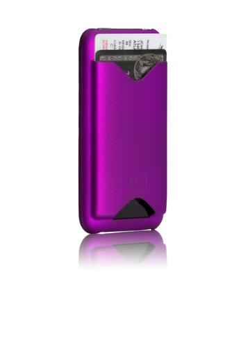Case-Mate iPhone3G/3GS 専用 カードホルダー付ハードケース ID Case マット・ホット・ピンク IPH3GID-HPNK