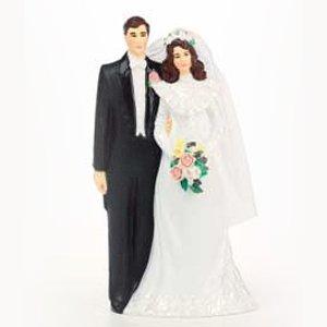 Wilton Cake Topper Lasting Love Wedding Couple
