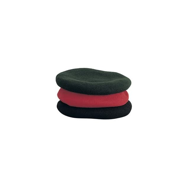 Rothco Black Wool Monty Beret Clothing on PopScreen