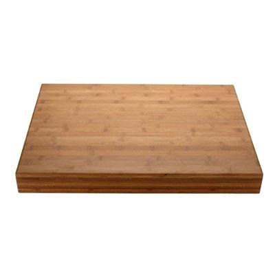 MIU France Bamboo Cutting Board, Natural, 18″ x 24″