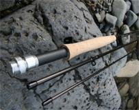 ECHO SOLO FRESHWATER FLY ROD 9'0 6WT 3PC FLY FISHING