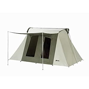 Kodaik Canvas Flex-Bow 8-Person Canvas Tent, Deluxe