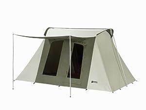 Kodiak Canvas Flex-Bow Deluxe 8-Person Tent by Kodiak Canvas