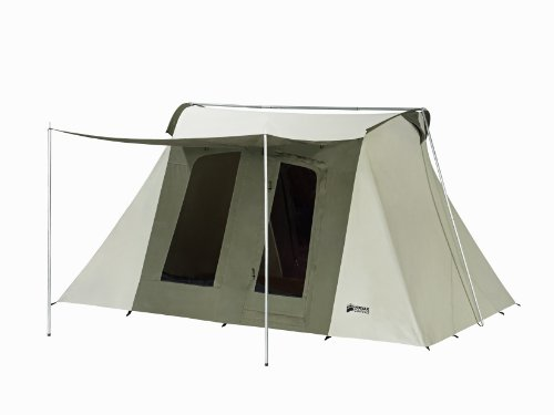 Kodiak Canvas Flex-Bow Deluxe 8-Person Tent, Outdoor Stuffs