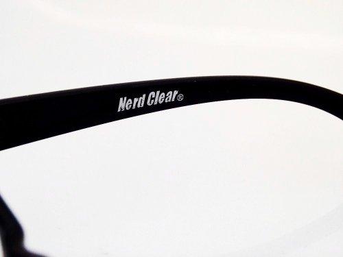 brille ohne stärke mit schwarzen rahmen