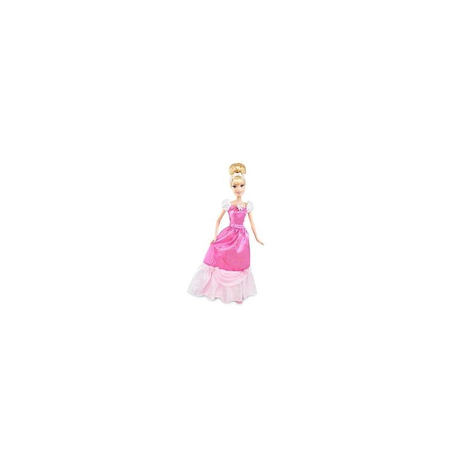 Sing Along Disney Princess Cinderella Doll    12