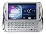 Sony Ericsson Xperia pro Smartphone (9.4 cm (3.7 Zoll) Tochscreen, 8.1 Megapixel Kamera, 1GB Speicher, Android) silber