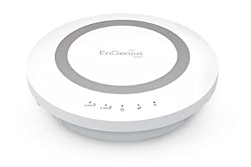 EnGenius ESR600 Routeur Wi-Fi USB 2.0 Blanc