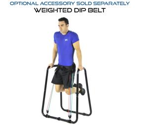 Weighted Dip Belt Accessory (sold separately)