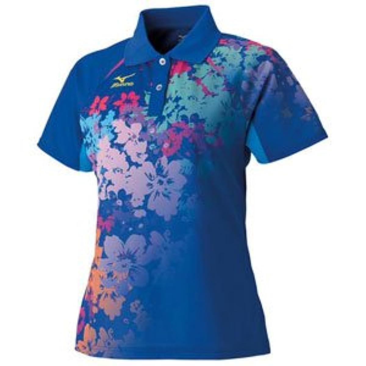 [해외] MIZUNO 미즈노 탁구 게임 셔츠 레이디스 주문 상품 사이즈:M