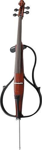 Yamaha Svc Sk Silent Electric Cello Brown