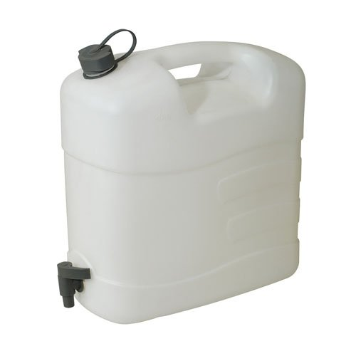 Sealey WC20T Fluid Container with Tap, 20 Liter