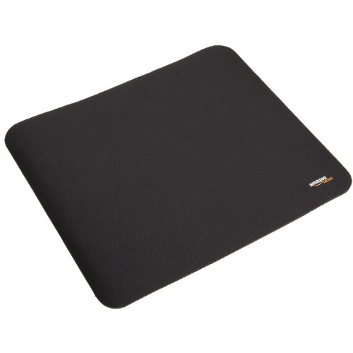 AmazonBasics Mouse Pad Black