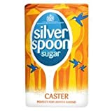Silver Spoon Caster Sugar Perfect For Lighter Baking 6x2kg