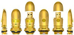 Mimobot Star Wars C3po 16GB USB Flash Drive from Mimobot