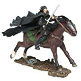 Aragorn on horseback (Lord of the Rings)