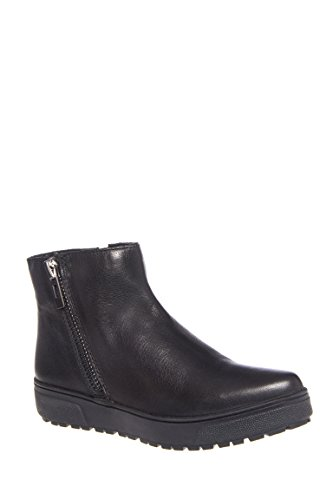 London Low Platform Bootie