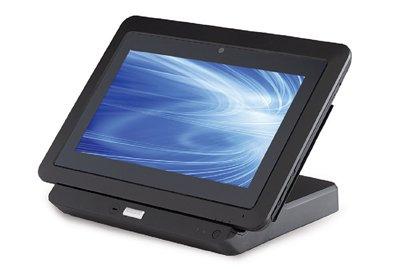 """Elo TouchSystems E806980 Tablette Tactile 10.1 """" Windows 7 Gris"""