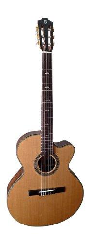 Stonebridge Fn23Cr-Ce Crossover Guitar