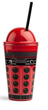 Doctor Who - Drone Dalek (Red) 16Oz Tumbler Collector Cup