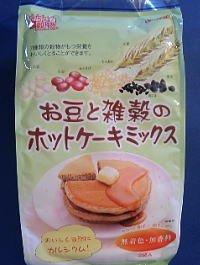 お豆と雑穀のホットケーキミックス(300g)