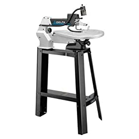 Delta 40-690 20-in Variable Speed Scroll Saw