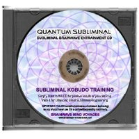 BMV Quantum Subliminal CD Kobudo Training (Ultrasonic Martial Arts Series)