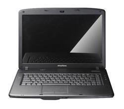 eMachines-E720-424G32Mi-391-cm-154-Zoll-WXGA-Notebook-Intel-Pentium-T4200-2GHz-4GB-RAM-320GB-HDD-Intel-GMA-X4500M-DVD-DL-RW-Win-7