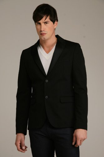 C'N'C Black Blazer - Buy C'N'C Black Blazer - Purchase C'N'C Black Blazer (C'N'C Costume National, C'N'C Costume National Apparel, C'N'C Costume National Mens Apparel, Apparel, Departments, Men, Suits & Sport Coats, Sport Coats & Blazers)