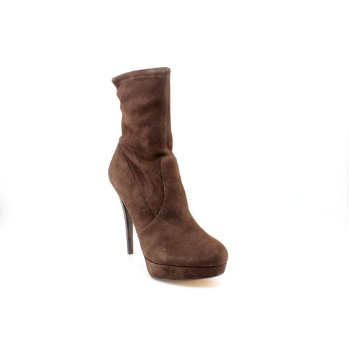 Kors Michael Kors Women'S Catania Boot,Coffee,7.5 M Us