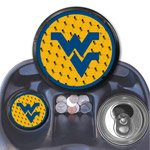 West Virginia Mountaineers 2-pack Coaster Air Freshener Auto Car Truck University of at Amazon.com