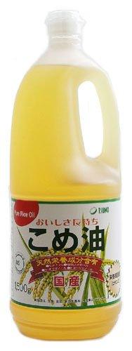 TSUNO こめ油 1500g