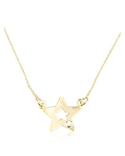 Cordoba Jewels Collana vergoldetes Silber 925/Dorato