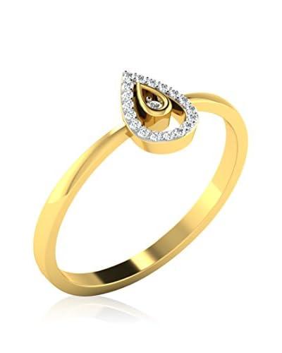 Vittoria Jewels Ring gelbgold