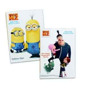 Despicable Me Coloring Book 96 Pages [2 Retail Unit(s) Pack] - 30802