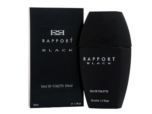Rapport Black Eden, Eau de Toilette da uomo, 50 ml