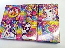 Lisa Frank 48 Piece Jigsaw Puzzle (Assorted, Styles Vary)