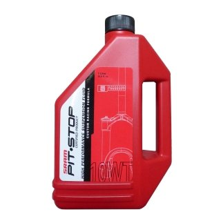Pitstop 10wt 1-Liter Suspension Oil