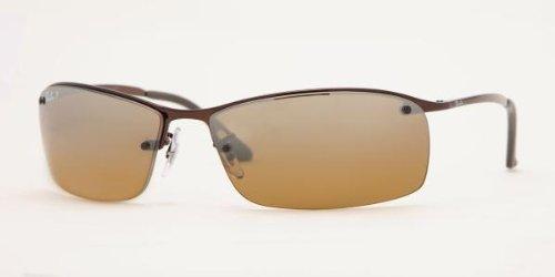 a80cca18c7 ray ban rb3183 sunglasses 63 mm polarized gunmetal frame gray polarized gsm  lens
