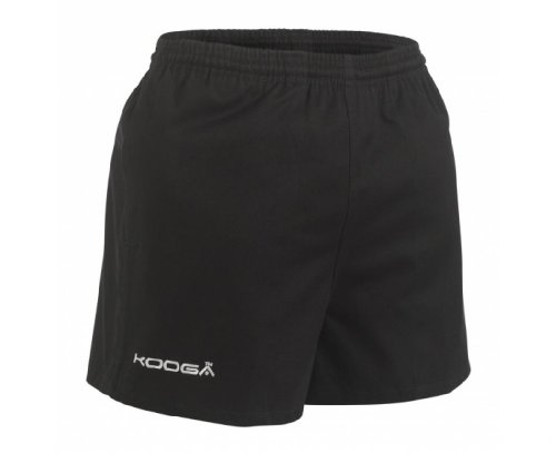 KOOGA Men's Murrayfield Shorts, Black, 30in