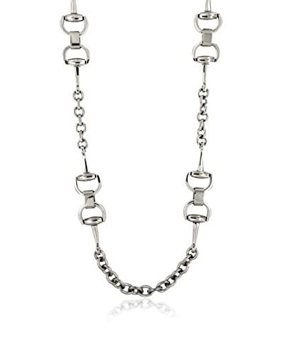Lucy Steel Collar Link